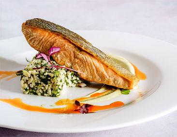 Caribbean & Mediterranean fusion cuisine. 3 course menu.