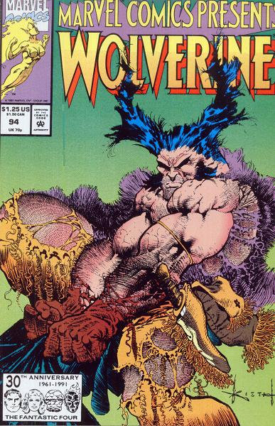 Marvel Comics Presents Wolverine #94