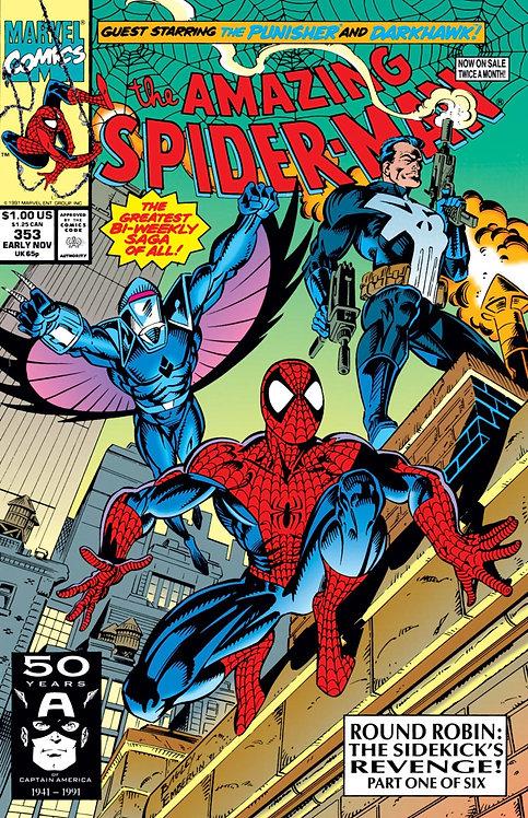 The Amazing Spider-Man #353