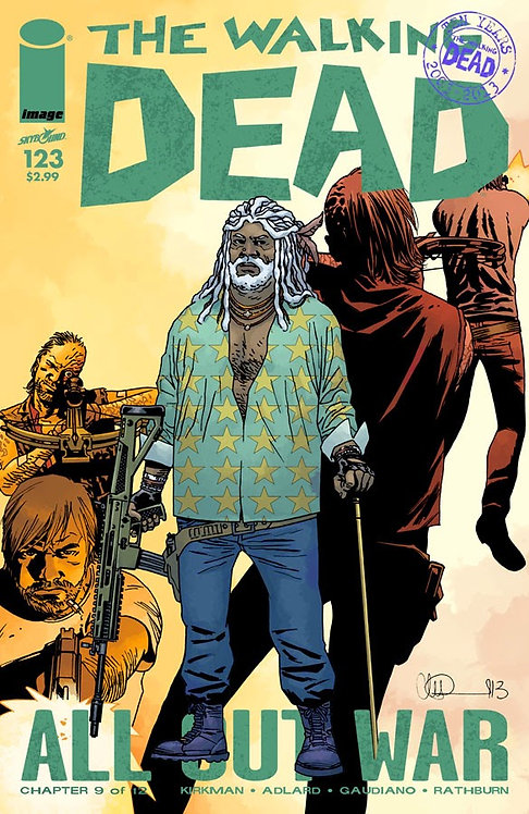 The Walking Dead #123 (AOW)