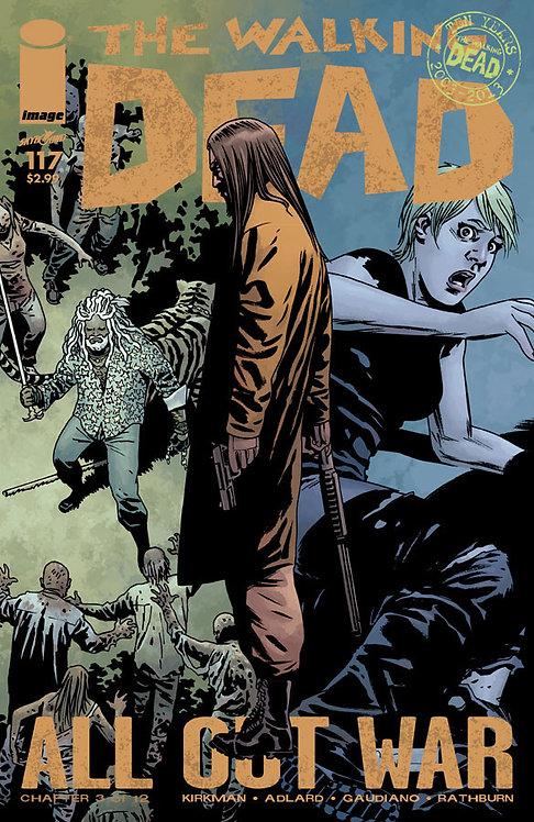 The Walking Dead #117 (AOW)