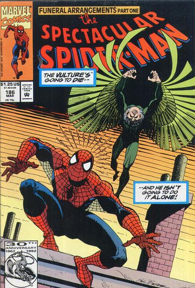 The Spectacular Spider-Man #186