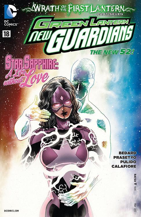 Green Lantern New Guardians 18