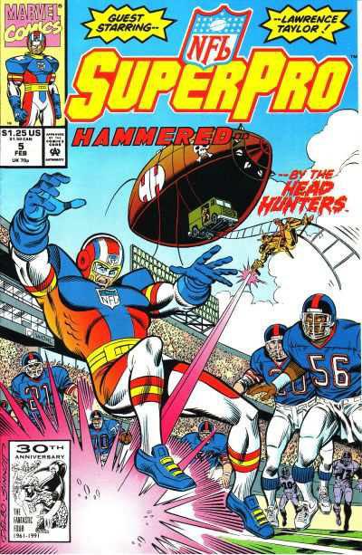 NFL Super Pro #5
