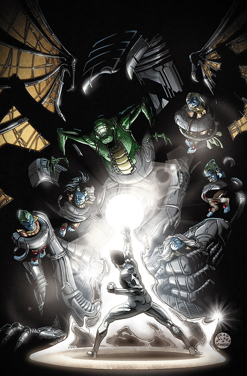 Green Lantern New Guardians 34