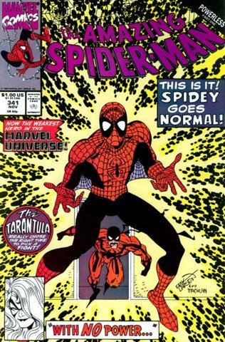The Amazing Spider-Man #341