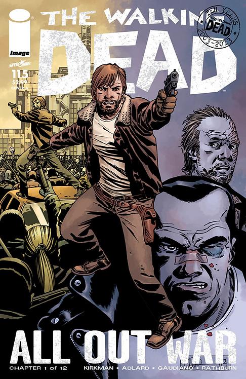 The Walking Dead #115 (AOW)