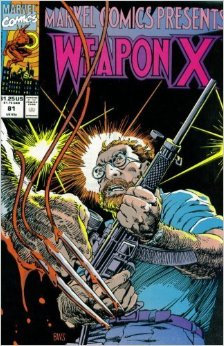 Weapon X #81