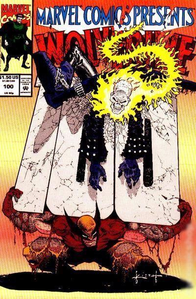 Marvel Comics Presents Wolverine #100