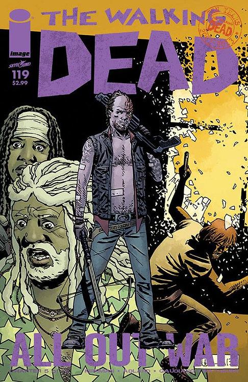 The Walking Dead #119 (AOW)