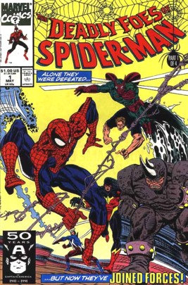 The Deadly Foes of Spider-Man #1