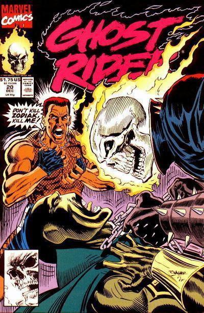 Ghost Rider #20