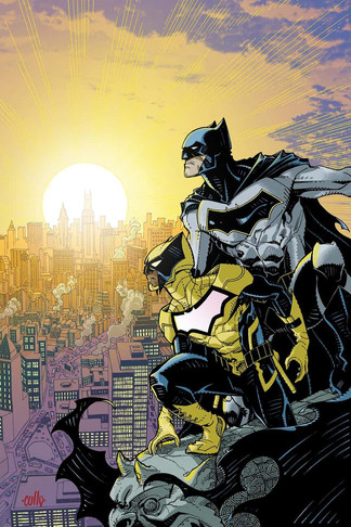 "¡¡DUKE THOMAS EN ""BATMAN: THE SIGNAL"" TENDRÁ TRAJE NUEVO!!"