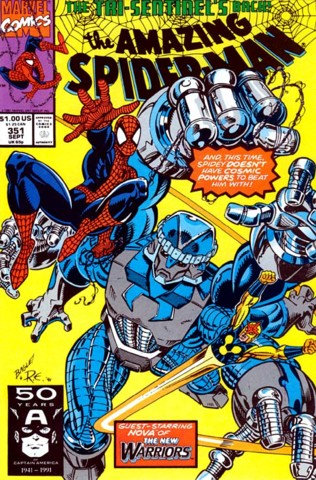 The Amazing Spider-Man #351
