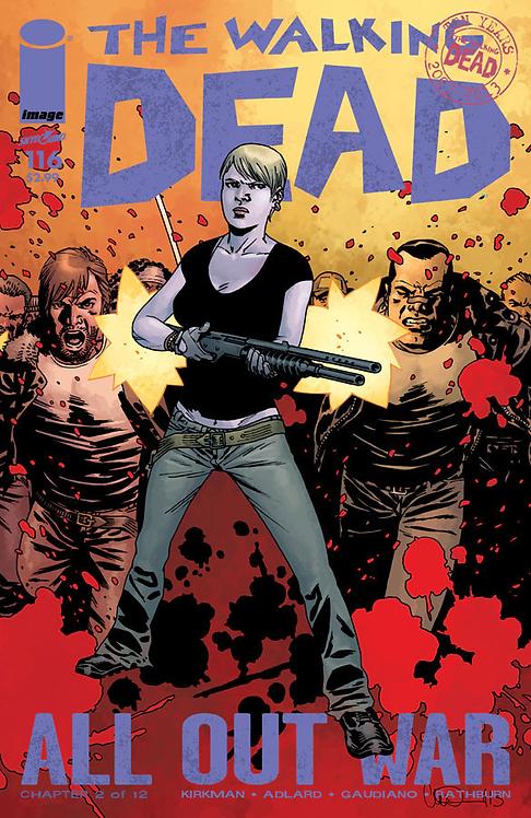 The Walking Dead #116 (AOW)