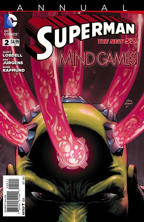 Superman Annual #2