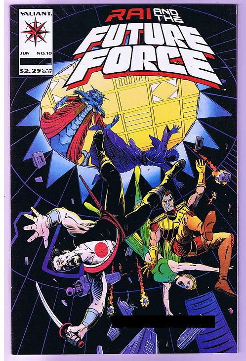 Rai and the Future Force #10
