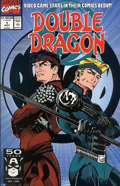 Double Dragon #1