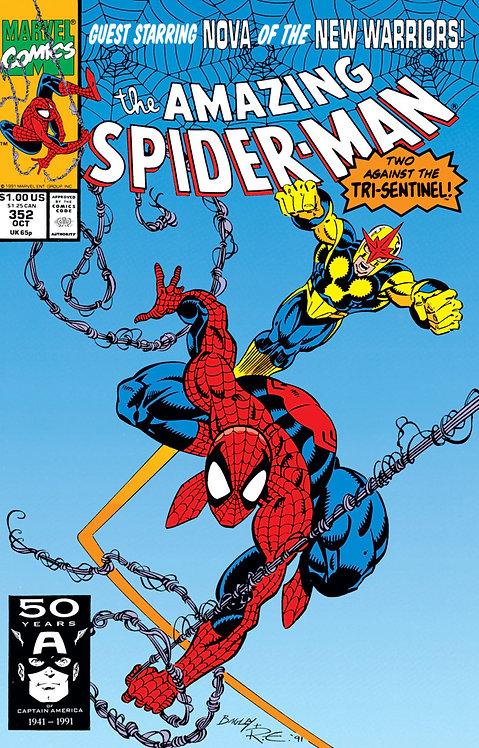 The Amazing Spider-Man #352