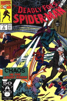 The Deadly Foes of Spider-Man #2