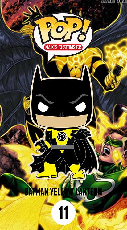 Batman Yellow Lantern #11