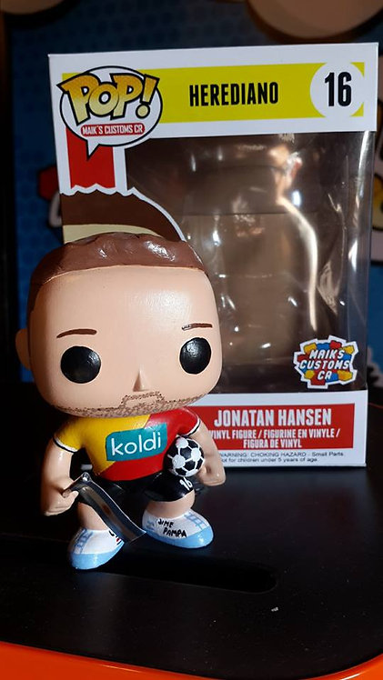 Jonatan Hansen #16