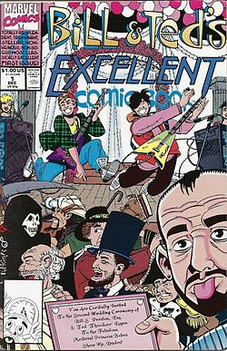 Bill & Ted´s Excellent Comic Book