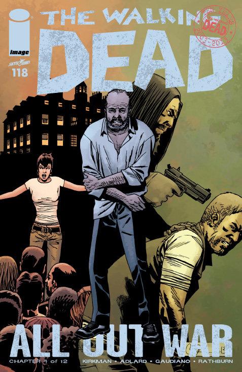The Walking Dead #118 (AOW)