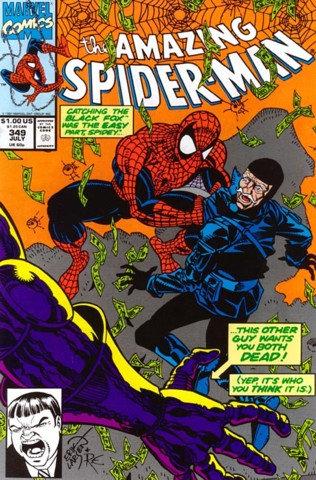 The Amazing Spider-Man #349