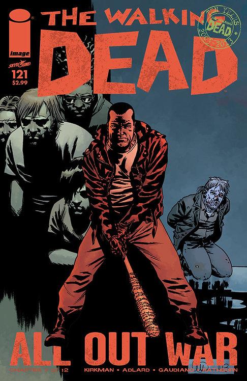 The Walking Dead #121 (AOW)