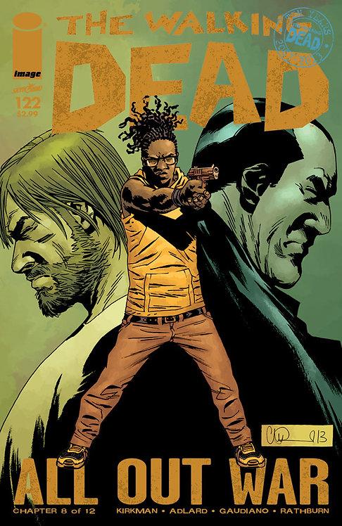The Walking Dead #122 (AOW)