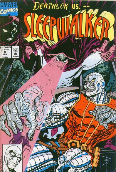 Sleepwalker #8