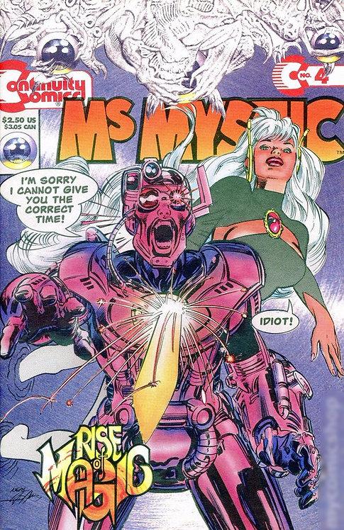 Ms Mystic #4