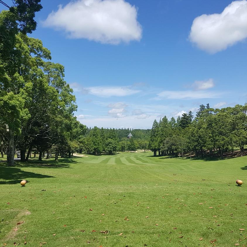 第3回スマイルゴルフコンペ 真名カントリークラブ8月
