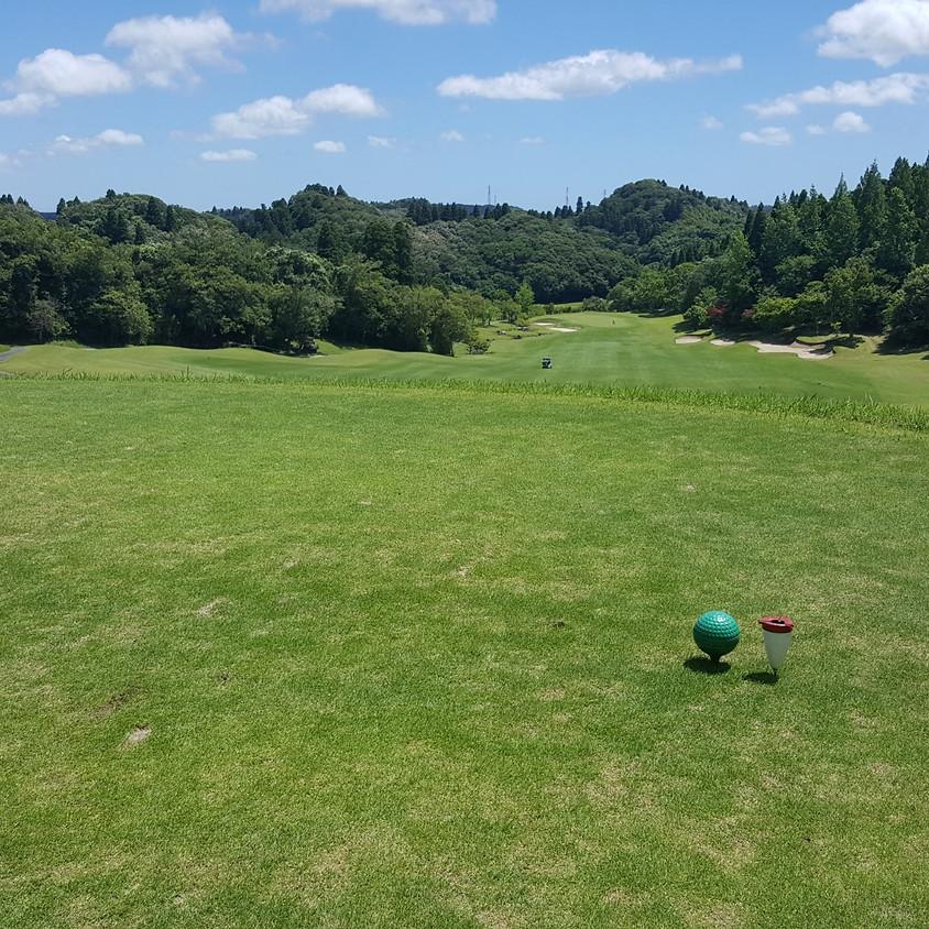 第4回スマイルゴルフコンペ 真名カントリークラブ9月