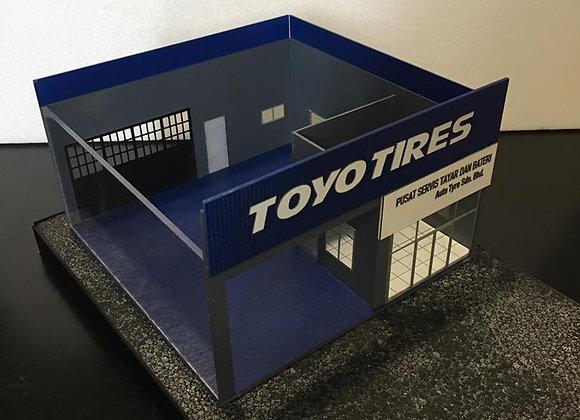 TOYO TYRES WORKSHOP:Hot Wheels