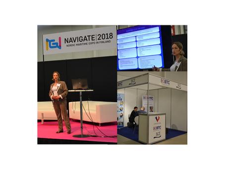 French presence at Navigate Turku