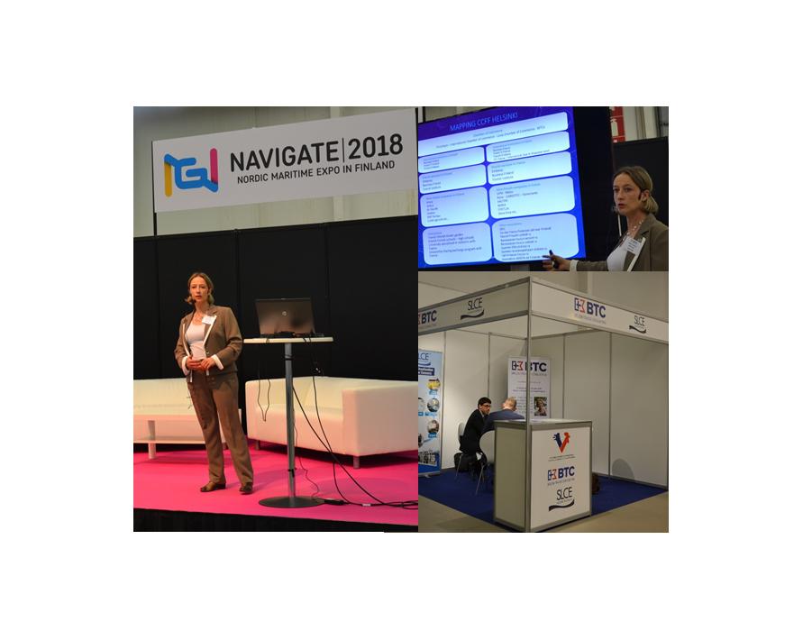 Belon Trade Consluting présent à Navigate 2018