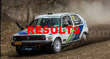 Dirty Rotten Rally - RESULTS!