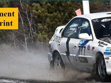 Waste Management - Winter Rally Sprint