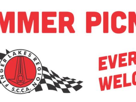 Summer Picnic!