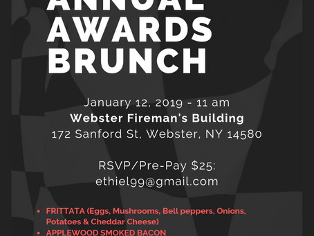 Annual Awards Brunch