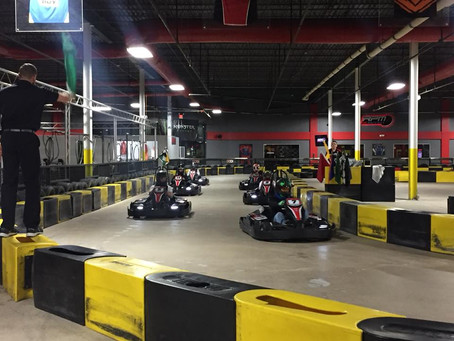Winter Karting League is Here!