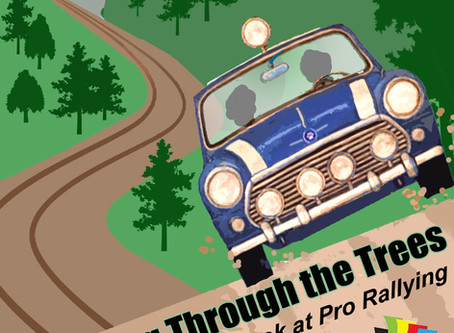 Racing Through the Trees: An Inside Look at Pro Rallying