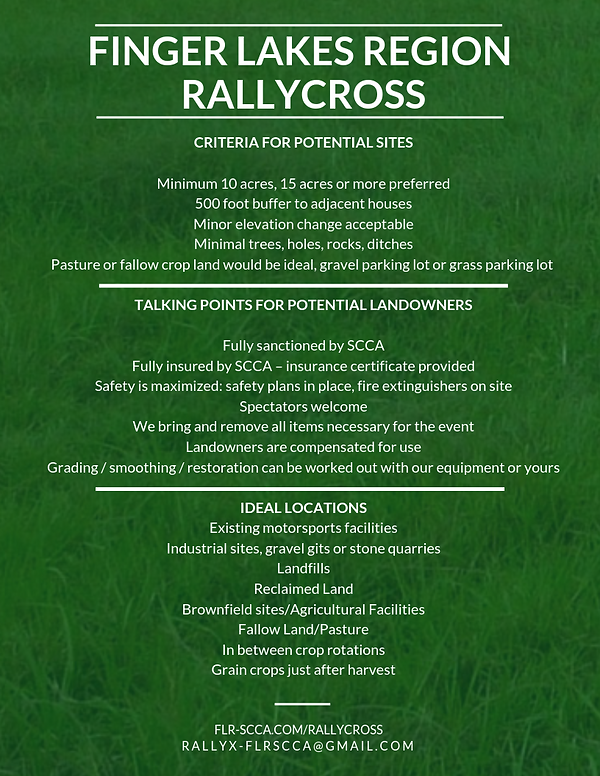 RallyCross Site Search Flyer.png