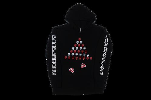 Pyramid T-Shirt Hoodie