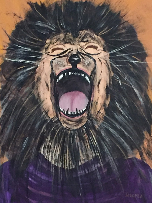 Decree a Thing: The Lion Roars