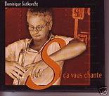 Dominique Gutknecht - Si ça vous chante (Chanson française, Richard Pizzorno)