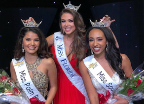 New Miss South Florida Fair and Miss Palm Beach County Crowned