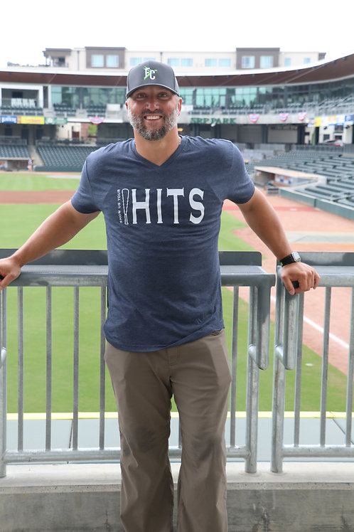 Show Us Your Hits V-Neck